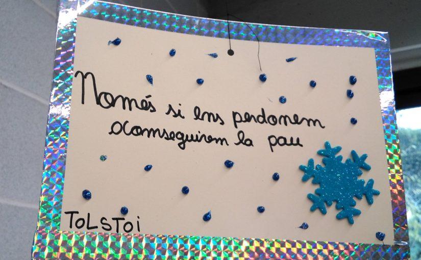 Nadal a l'aula d'acollida