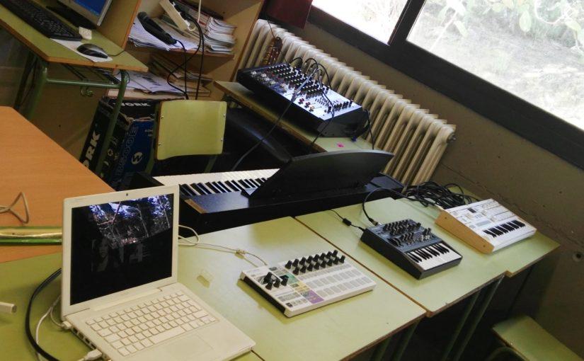 Taller de música electrònica